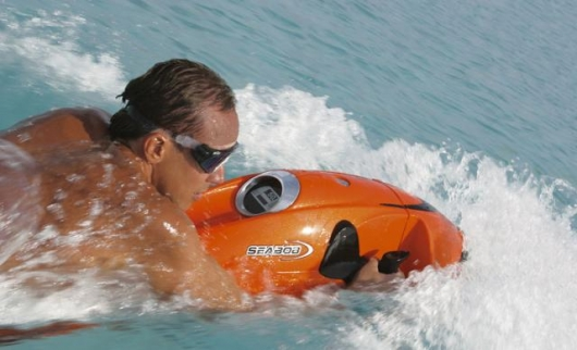 Seabob personal watercraft